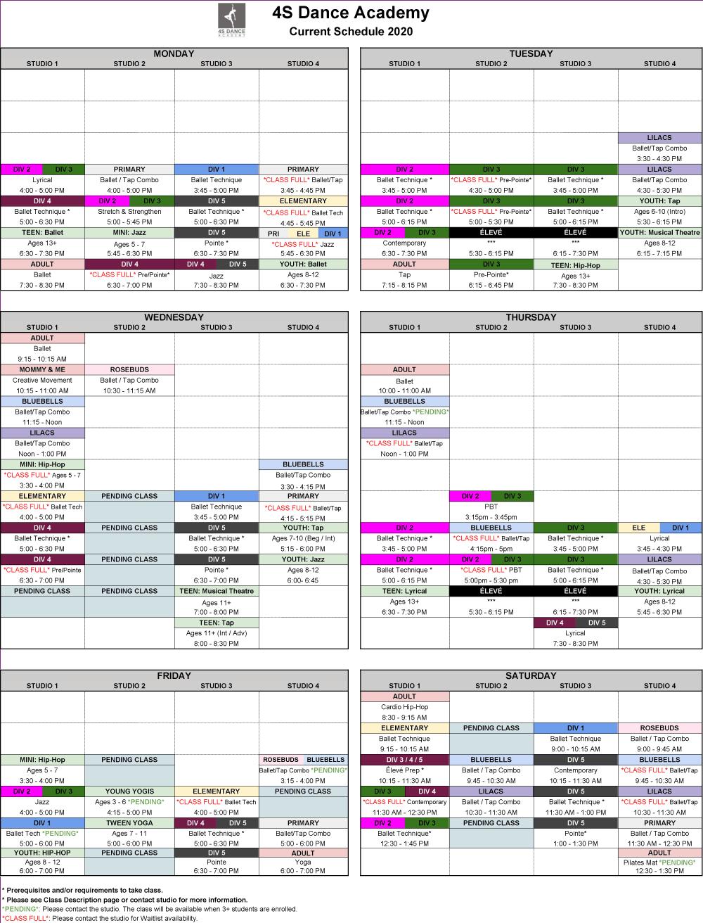 4SDA-schedule-020920