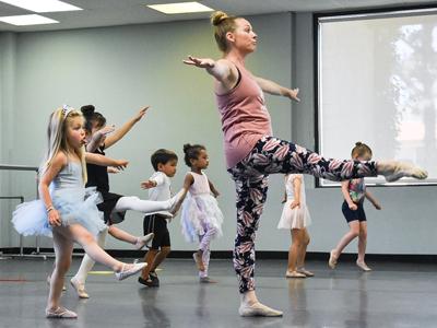 Ice Princess Dance Camp