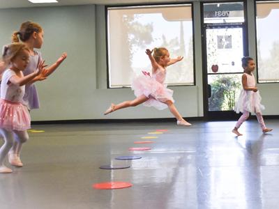Storybook Ballet Camp Photo Link